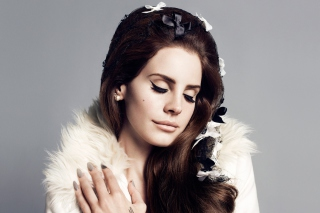 Lana Del Rey Portrait sfondi gratuiti per cellulari Android, iPhone, iPad e desktop