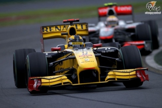 Renault Australia Race Picture for Android, iPhone and iPad