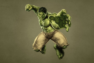 Hulk Background for Samsung Galaxy Ace 3