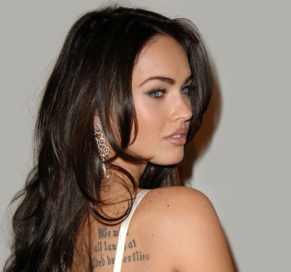 Megan Fox papel de parede para celular para iPad mini