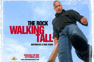 Walking Tall Wallpaper for Android, iPhone and iPad