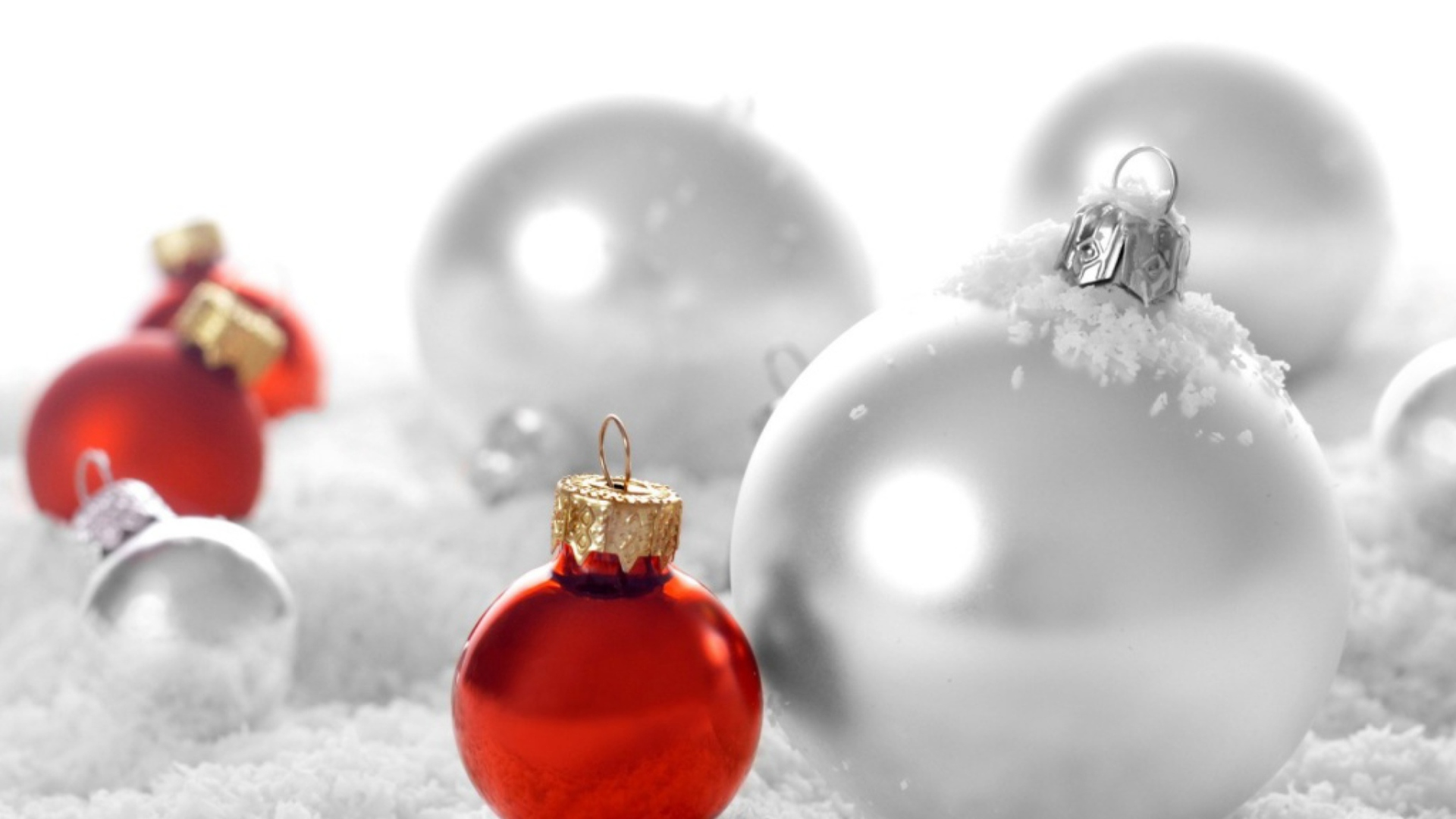 Christmas Decorations wallpaper 1920x1080