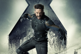 Kostenloses Hugh Jackman X Men Days Of Future Past Wallpaper für Android, iPhone und iPad
