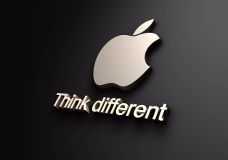 3D Apple Wallpaper Picture for Android, iPhone and iPad