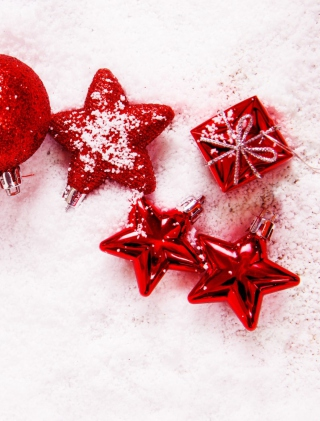 Free Red Decorations Picture for Nokia Lumia 1020