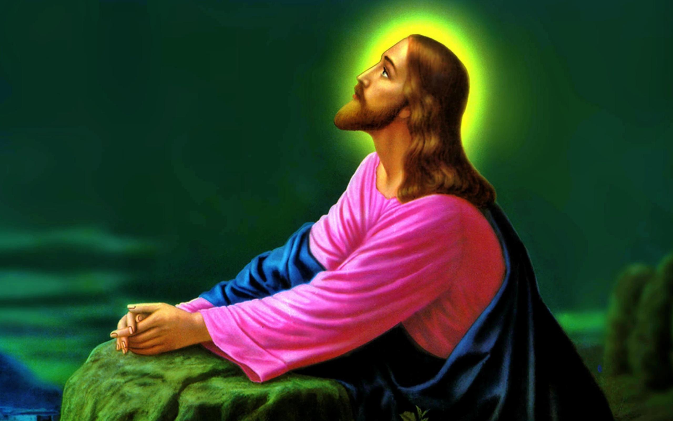 Картинки об иисусе христе на рабочий стол