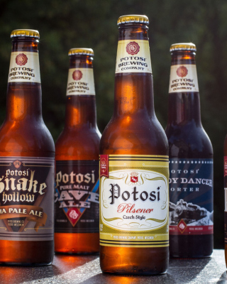 Potosi Brewery, Craft Beer Wallpaper for 640x1136