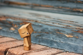Cute Danbo sfondi gratuiti per cellulari Android, iPhone, iPad e desktop