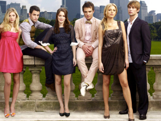Screenshot №1 pro téma Gossip Girl Series 320x240