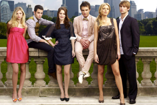 Gossip Girl Series Picture for Android, iPhone and iPad