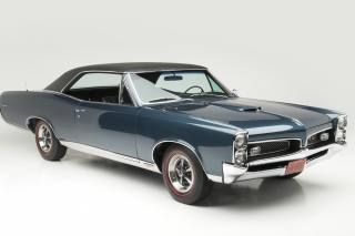 Classic Car - 1967 Pontiac Tempest GTO Background for Android, iPhone and iPad