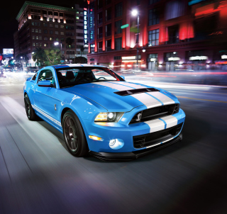 Shelby Mustang Wallpaper for iPad mini