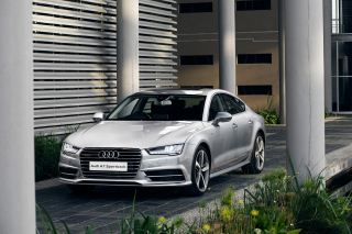 Free Audi A7 Sportback Picture for Android, iPhone and iPad