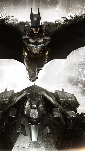 Batman: Arkham Knight for Nokia N8