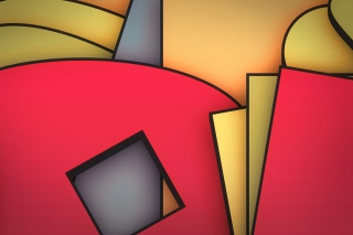 Funky Background Red sfondi gratuiti per cellulari Android, iPhone, iPad e desktop