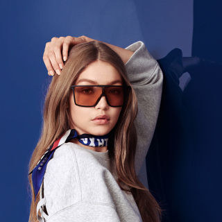 Gigi Hadid Tommy Hilfiger Spring Picture for iPad 3
