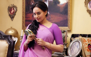 Sonakshi Sinha In Lootera Picture for Android, iPhone and iPad