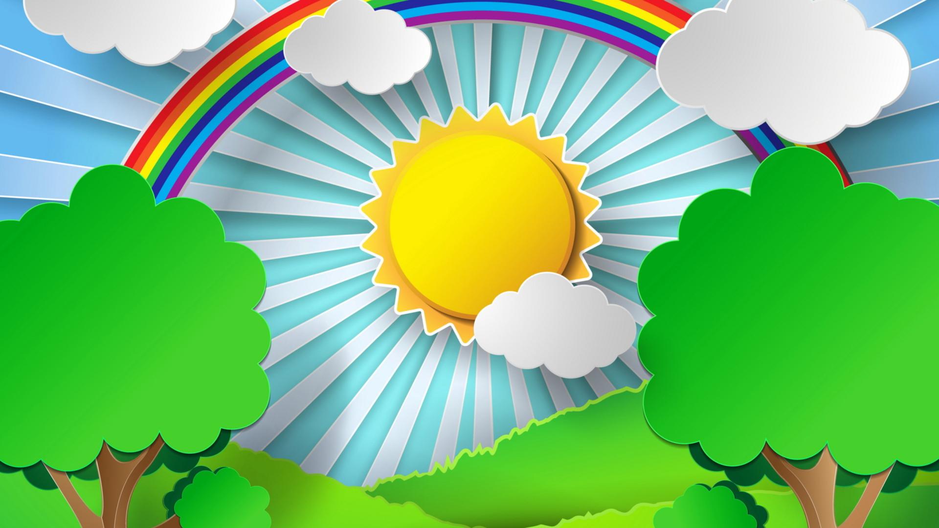 Картинки солнечной погоды для детей, картинках детские открытки