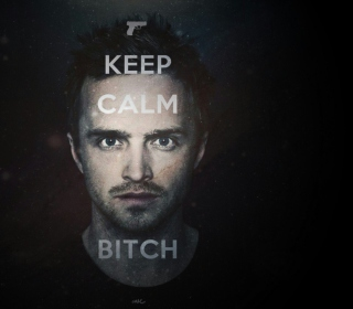 Kostenloses Keep Calm And Watch Breaking Bad Wallpaper für iPad 2
