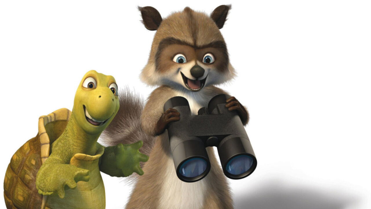 Over the Hedge 2