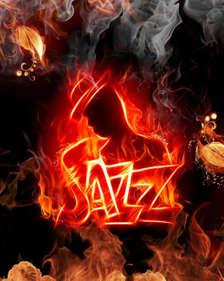 Free Jazz Fire HD Picture for Nokia C5-06
