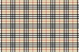 Burberry Stripes Wallpaper for Nokia Asha 200