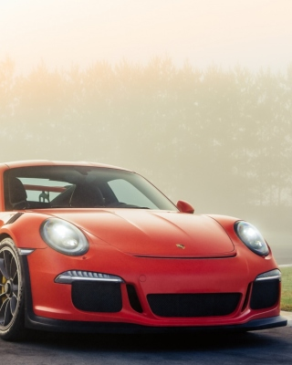 Porsche 911 GT3 RS Picture for Nokia C5-06