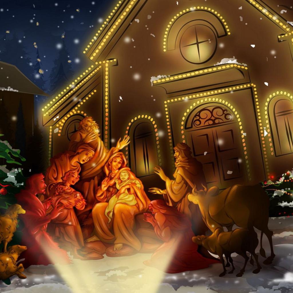 Рождество картинки на английском, главное
