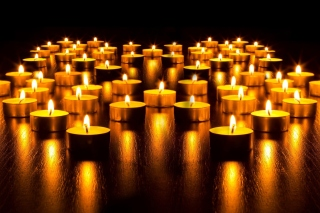 Candles papel de parede para celular para Fullscreen Desktop 1600x1200
