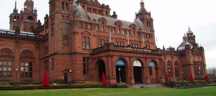 Glasgow Art Gallery для Samsung S3650 Corby