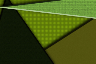 Volume Geometric Shapes Wallpaper for Nokia Asha 205