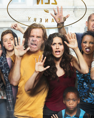 Shameless Gallagher Family sfondi gratuiti per HTC Pure