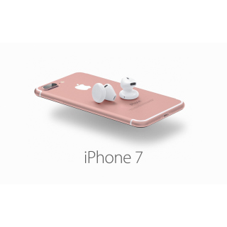 Apple iPhone 7 32GB Pink sfondi gratuiti per 1024x1024