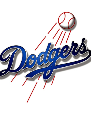 Free Los Angeles Dodgers Baseball Picture for Nokia C-5 5MP