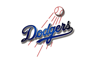 Los Angeles Dodgers Baseball Wallpaper for Android, iPhone and iPad