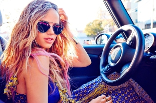 Halston Sage Picture for Android, iPhone and iPad