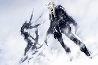 Free Jian Huang - Zerochan Anime Image in Claymore Picture for Android, iPhone and iPad