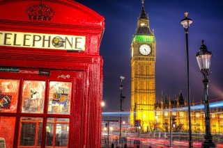 Free Big Ben Picture for Android, iPhone and iPad