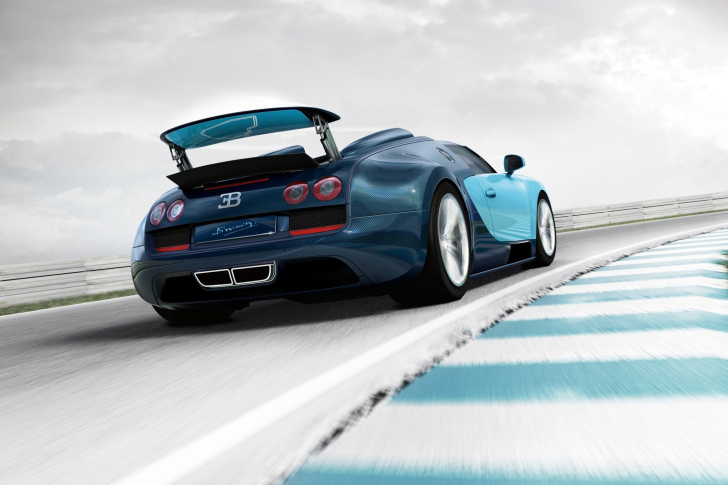 Bugatti Veyron Grand Sport Vitesse screenshot #1