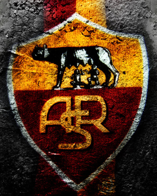 AS Roma Football Club - Obrázkek zdarma pro iPhone 6 Plus