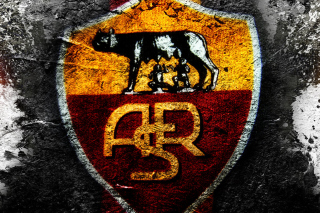 AS Roma Football Club Background for Android, iPhone and iPad