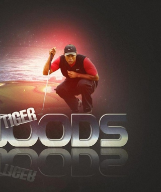 Free Tiger Woods Picture for Nokia C5-06
