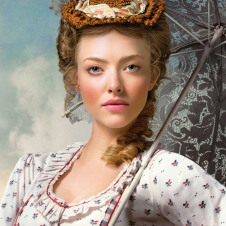 Amanda Seyfried In A Million Ways To Die In The West - Obrázkek zdarma pro iPad
