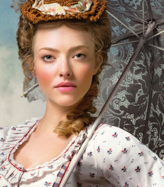 Amanda Seyfried In A Million Ways To Die In The West - Obrázkek zdarma pro Nokia Lumia 1520