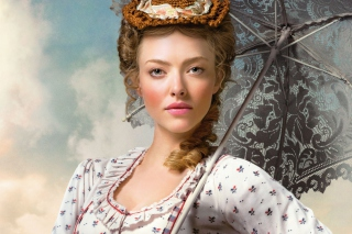 Amanda Seyfried In A Million Ways To Die In The West - Obrázkek zdarma pro Android 320x480
