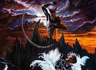Dio - Holy Diver Wallpaper for Android, iPhone and iPad