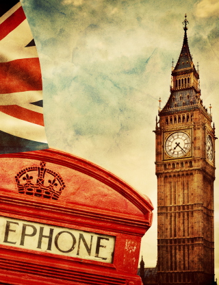 Free London Picture for iPhone 6 Plus