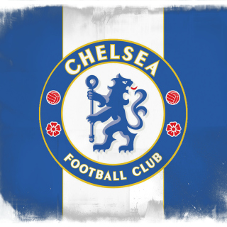 Free Chelsea Grunge Logo Picture for LG KP105