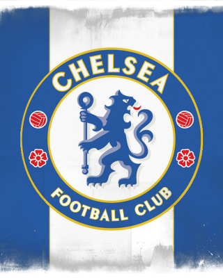 Chelsea Grunge Logo Wallpaper for Nokia C5-06