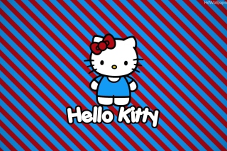 Hello Kitty Background for Android, iPhone and iPad